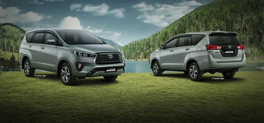 Toyota Innova 2021 khai tử động cơ xăng, chỉ còn động cơ dầu diesel.