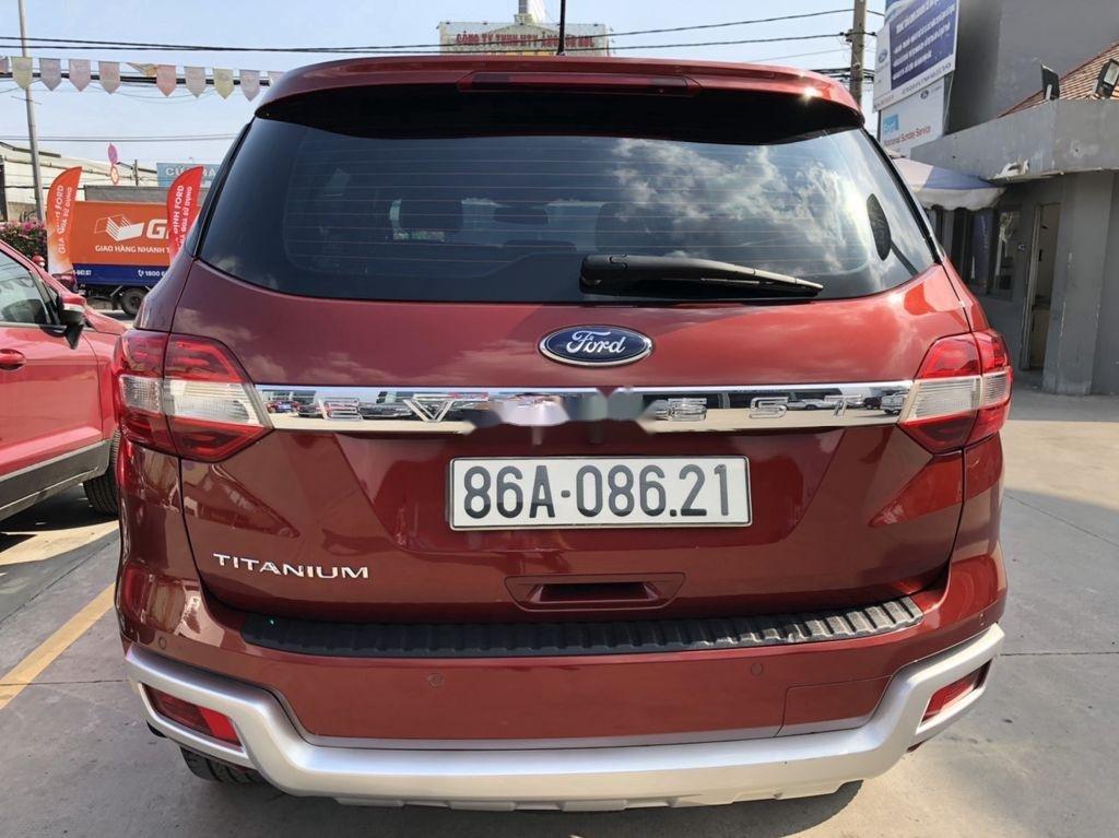 Bán Ford Everest 2019, màu đỏ, xe nhập còn mới (3)