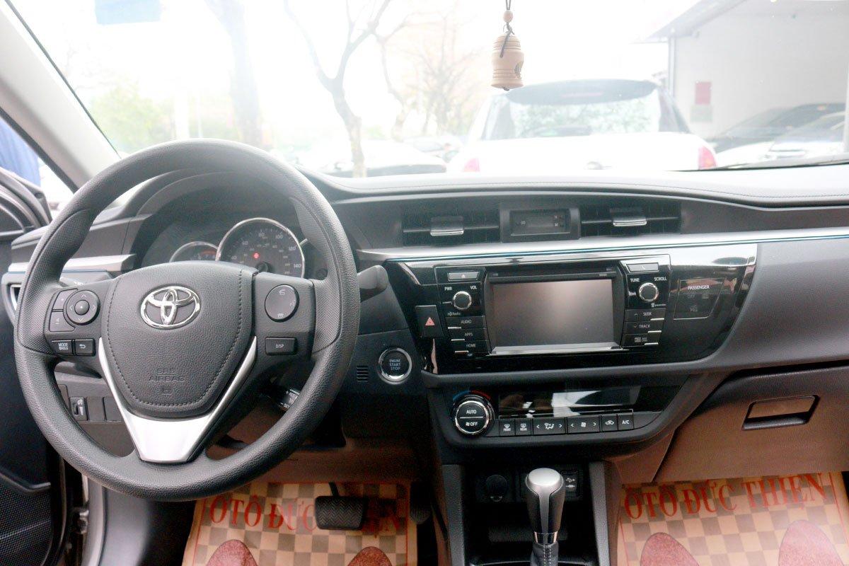 Toyota Corolla Altis nhập Mỹ 2014.