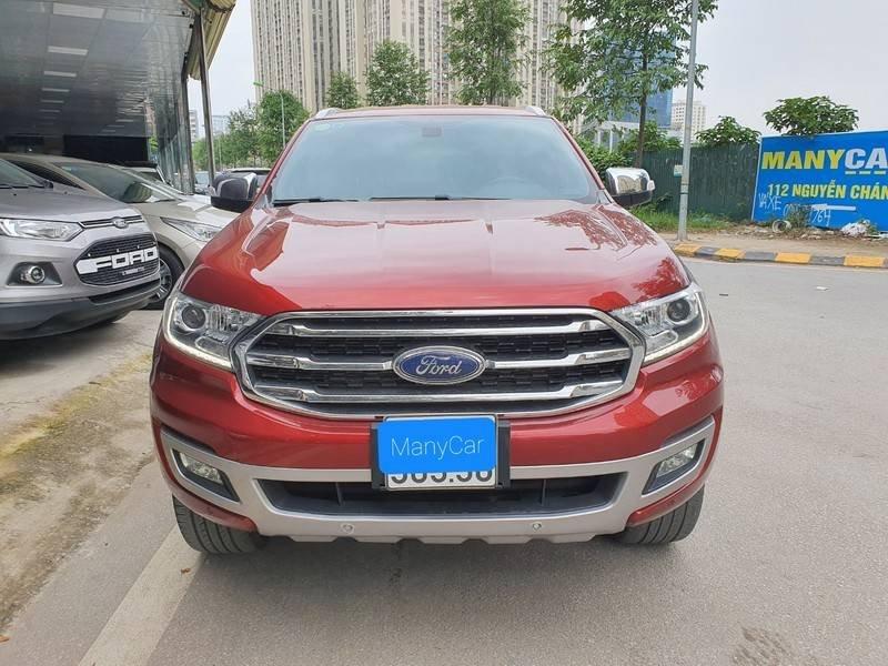 Cần bán gấp Ford Everest năm sản xuất 2019, nhập khẩu còn mới (1)