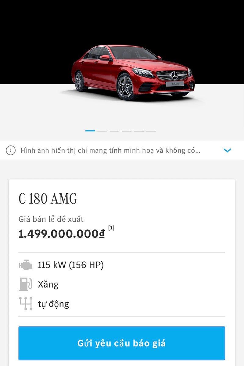 Dịcđây hứa hẹn cũnglà một bước tiến vượt bậc trong hành trình mua xe sang của khách hàng Việt Nam.h vụ mới mẻ của Mercedes-Benz Việt Nam sẽ giúp nâng tầm thương hiệu.