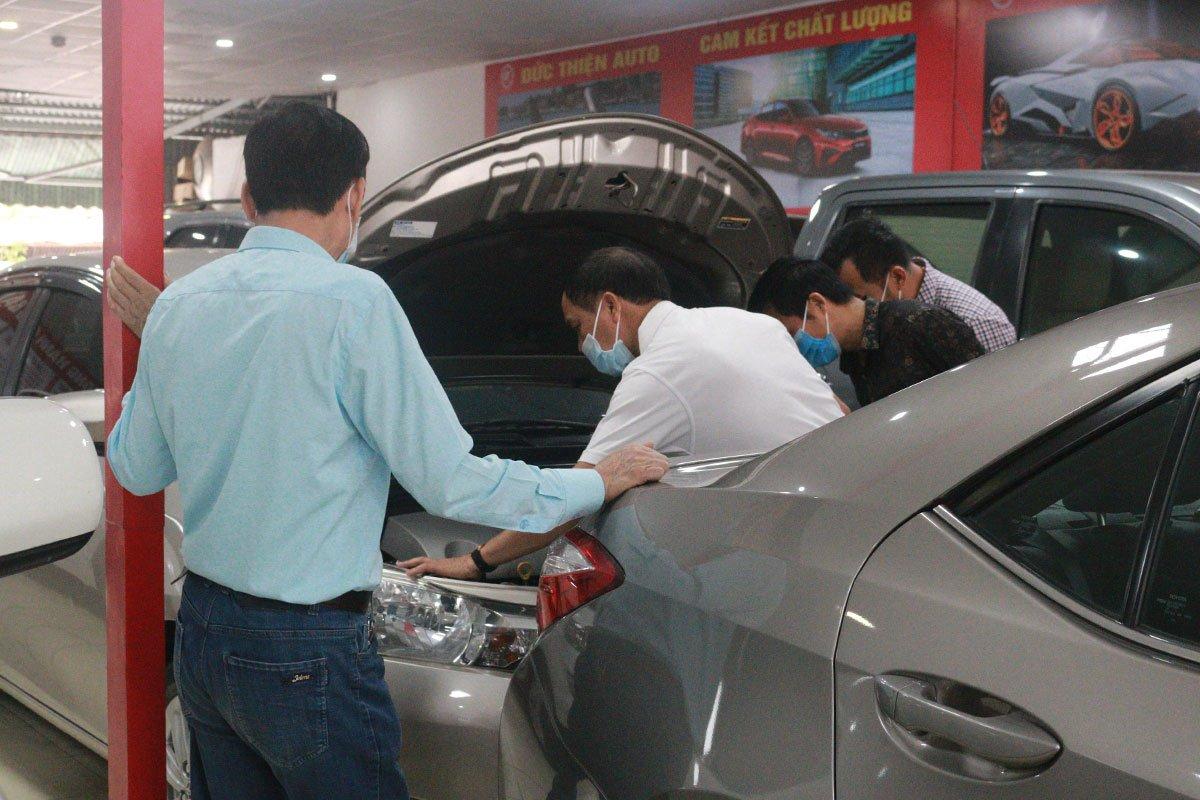 ODO trên xe không phải là tất cả, tình trạng xe nên đặt quan tâm hàng đầu.