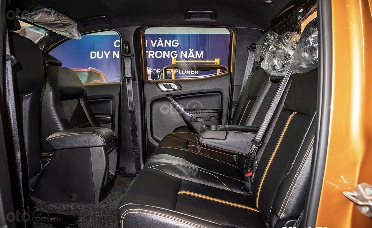 Bán Ford Ranger Wildtrack đời mới 2021, cam kết giá tốt nhất khu vực miền Bắc, hỗ trợ vay ngân hàng lãi suất cực tốt (9)