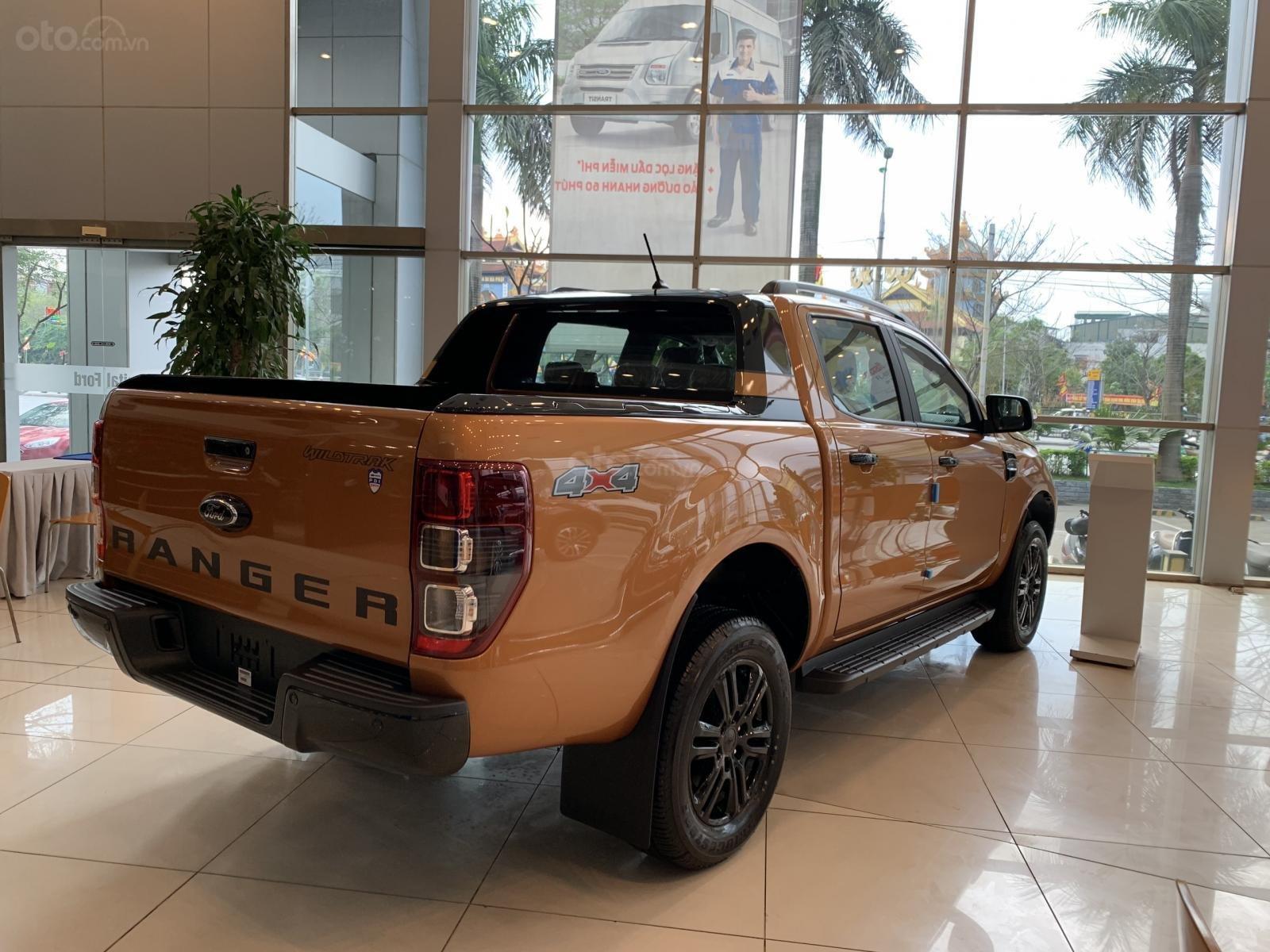 Bán Ford Ranger Wildtrack đời mới 2021, cam kết giá tốt nhất khu vực miền Bắc, hỗ trợ vay ngân hàng lãi suất cực tốt (4)