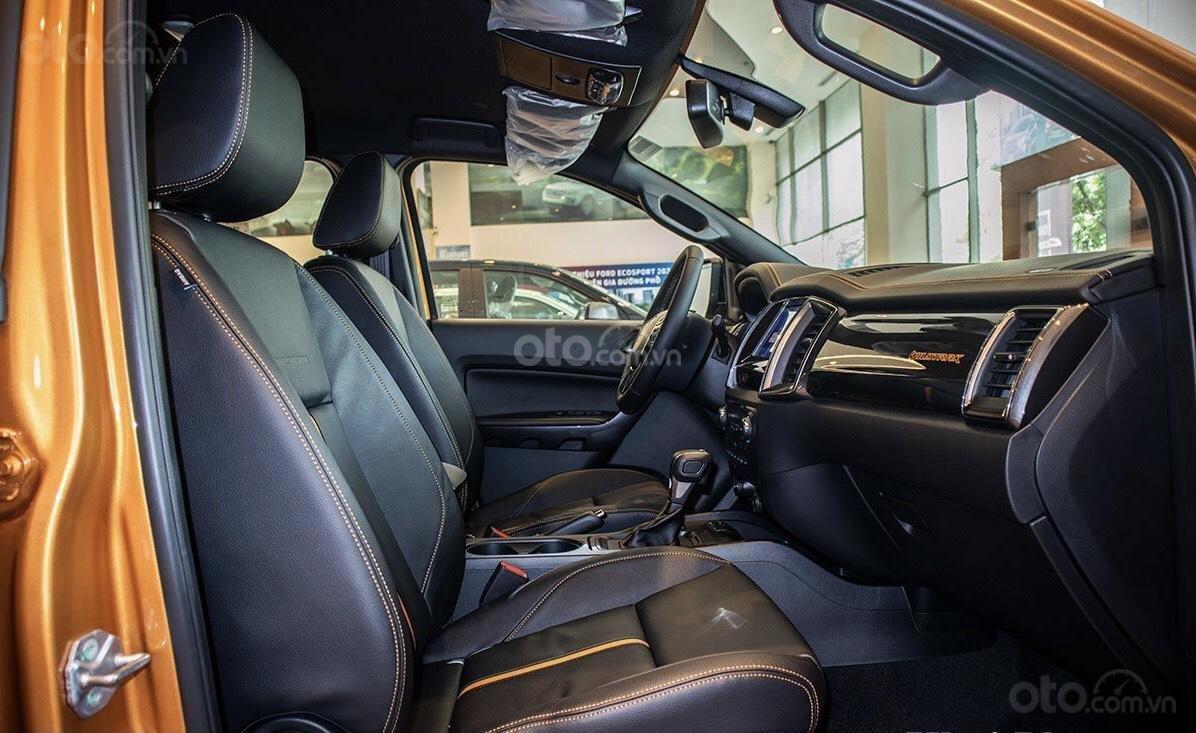 Bán Ford Ranger Wildtrack đời mới 2021, cam kết giá tốt nhất khu vực miền Bắc, hỗ trợ vay ngân hàng lãi suất cực tốt (10)