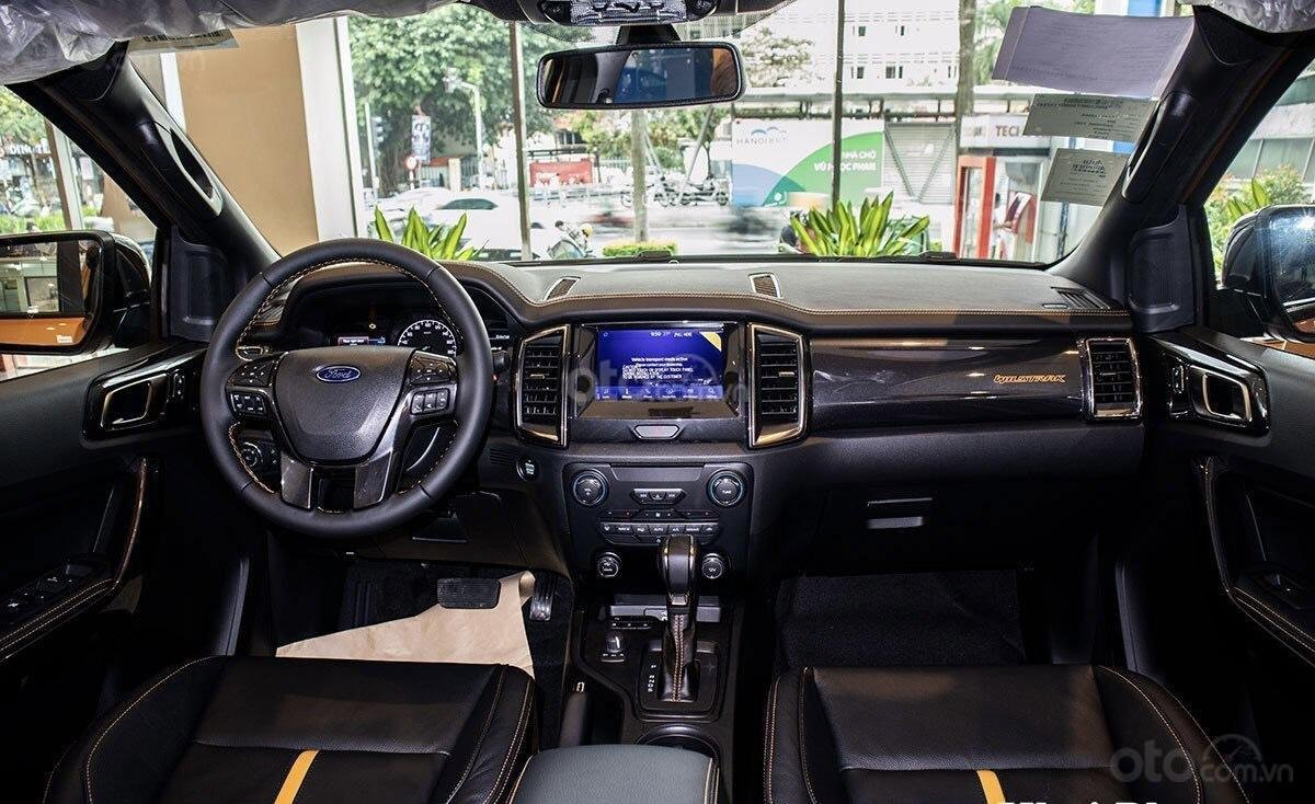 Bán Ford Ranger Wildtrack đời mới 2021, cam kết giá tốt nhất khu vực miền Bắc, hỗ trợ vay ngân hàng lãi suất cực tốt (13)