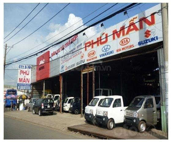 Công ty Ô tô Phú Mẫn – chi nhánh Đồng Nai  (2)