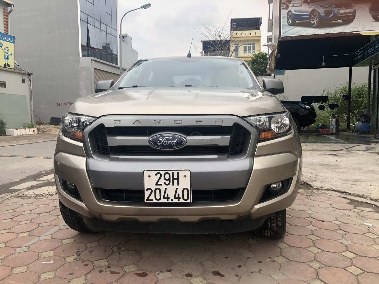 Ranger XLS 2016 số tự động 1 cầu, keo chỉ nguyên xe, xe chất đi ít, giá đề xuất 538tr đồng (1)