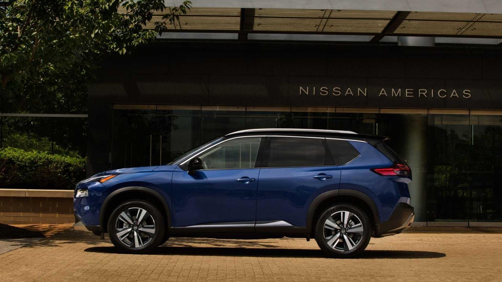 Nissan X-Trail 2021 trong tương lai sẽ trang bị động cơ tăng áp 1,5 lít mới.