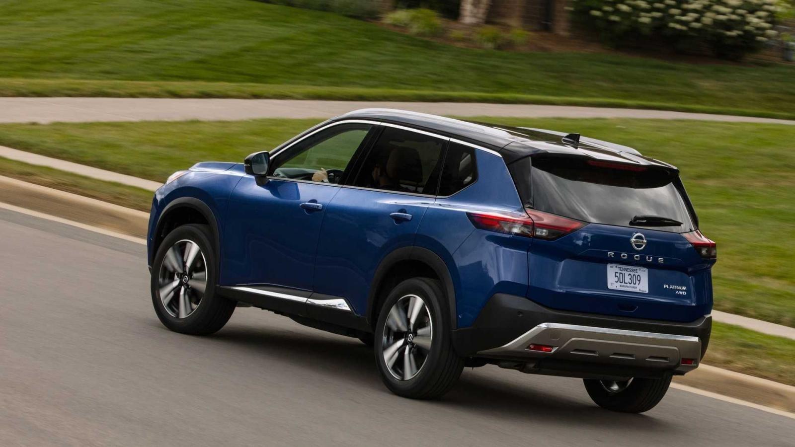 Các chỉ số sức mạnh của động cơ Nissan X-Trail 2021 mới vẫn còn là bí ẩn.