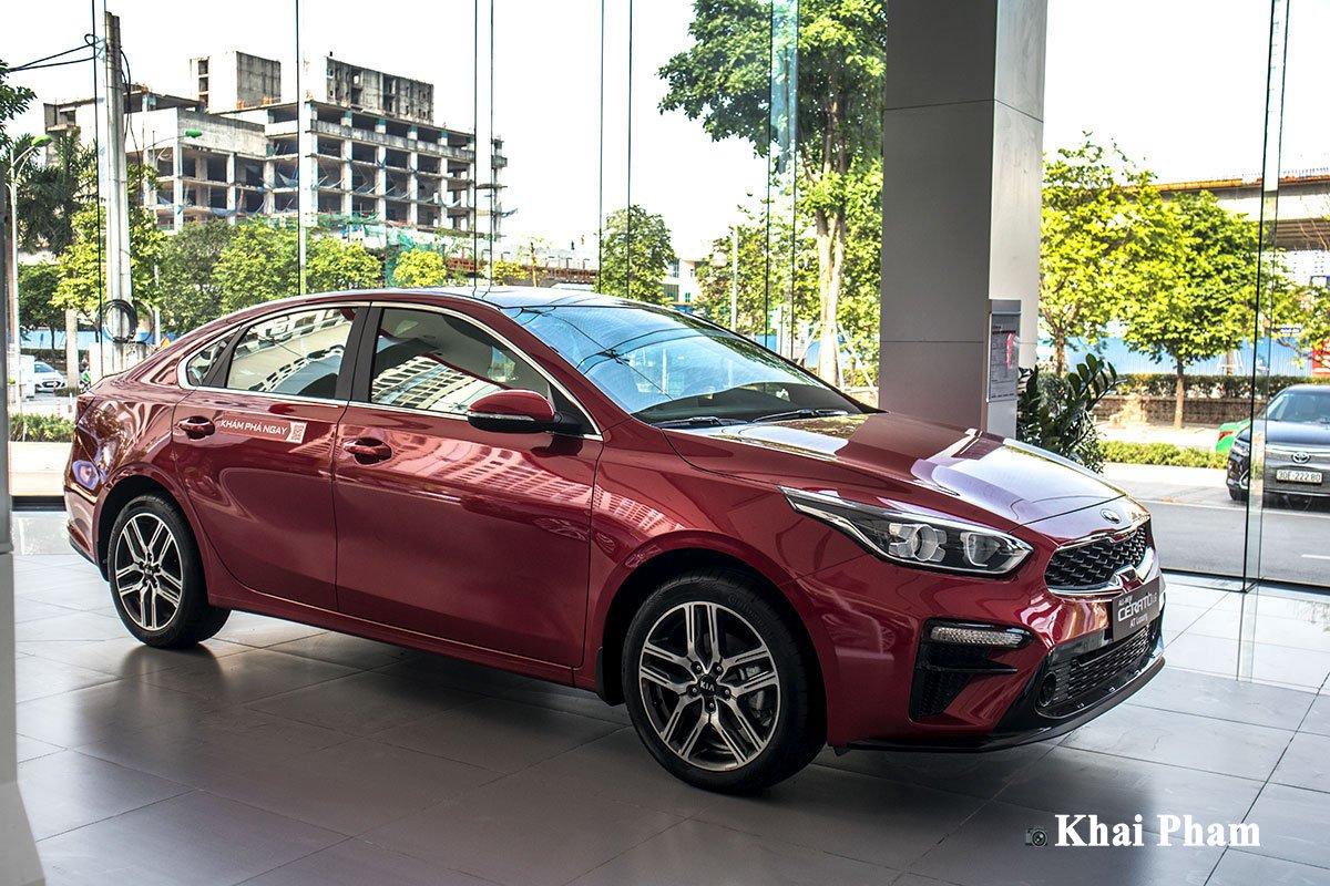 Kia Cerato là mẫu xe ăn khách nhất của Kia tại Việt Nam 1