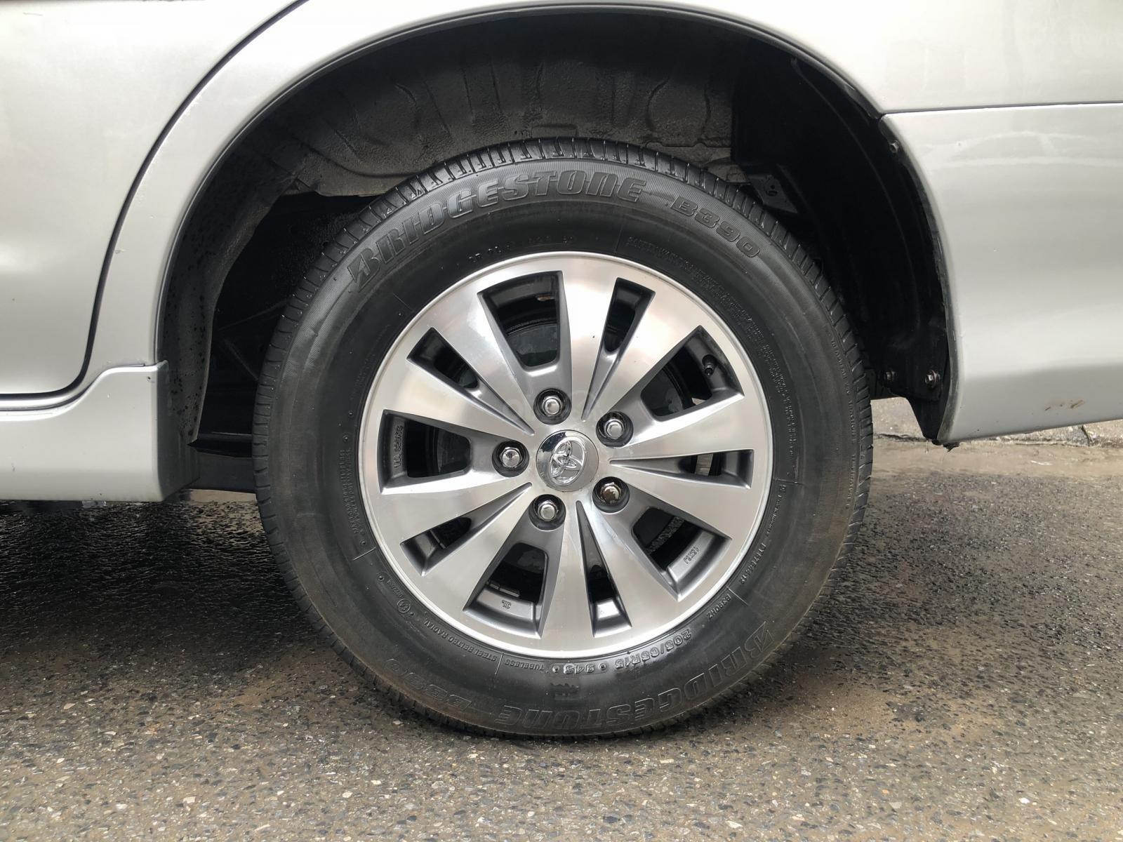 Long Auto bán xe Toyota Innova đời 2012 số tự động bản G giá 410tr (9)