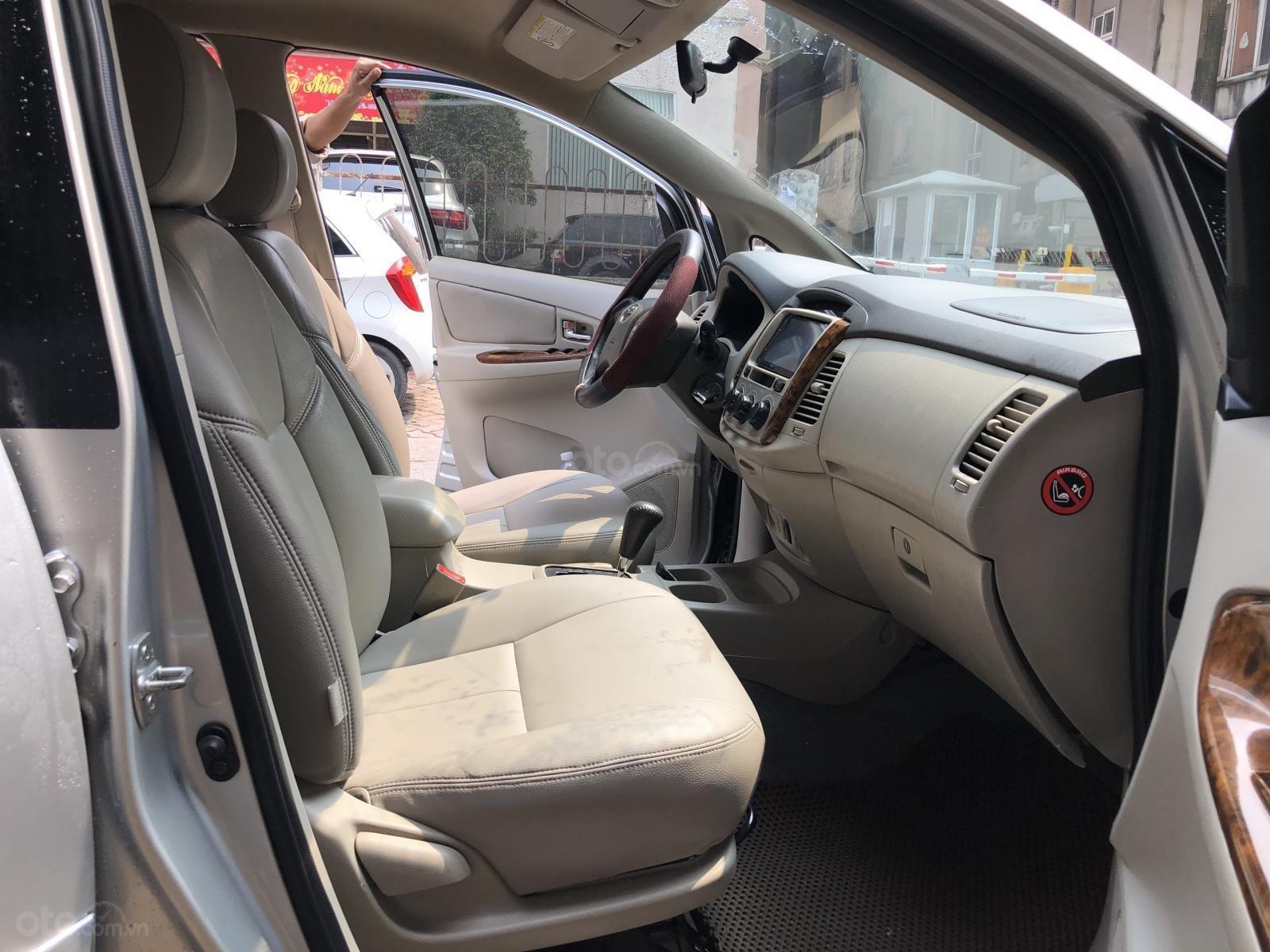 Long Auto bán xe Toyota Innova đời 2012 số tự động bản G giá 410tr (7)