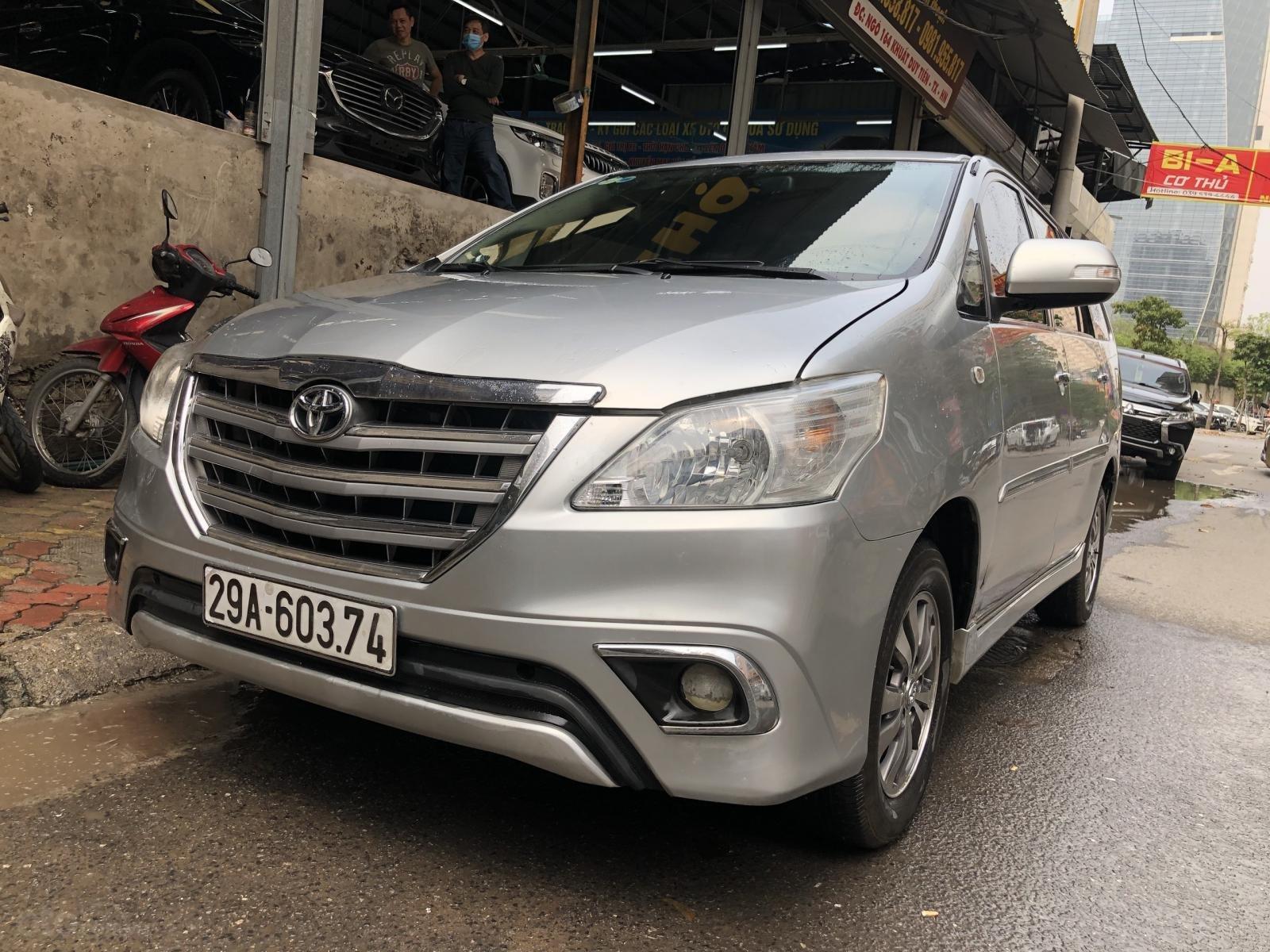 Long Auto bán xe Toyota Innova đời 2012 số tự động bản G giá 410tr (3)