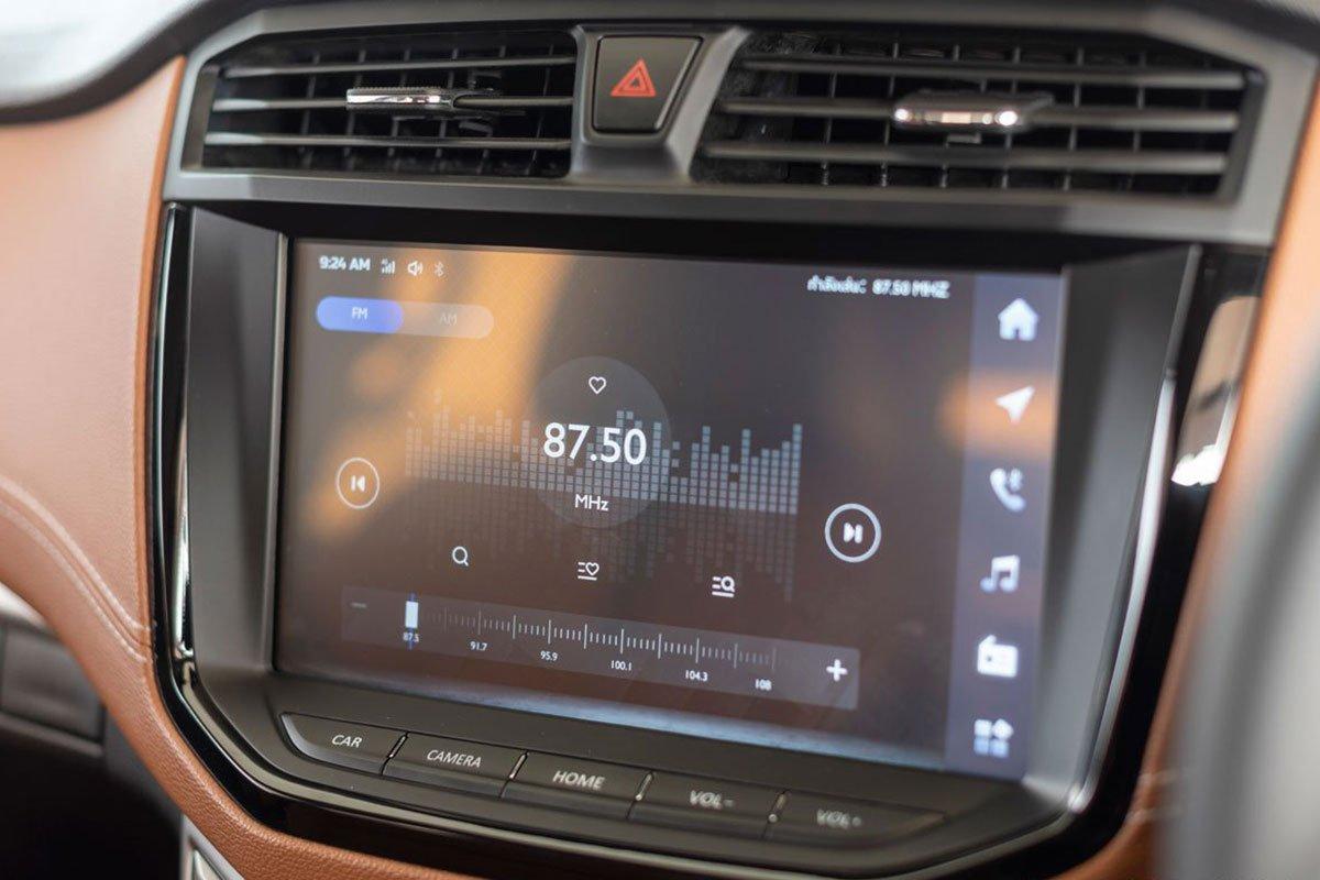 Màn hình cảm ứng xe MG Extender 2021 1