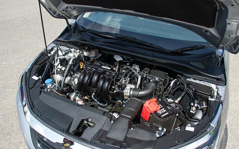 Động cơ xe Honda City 2019