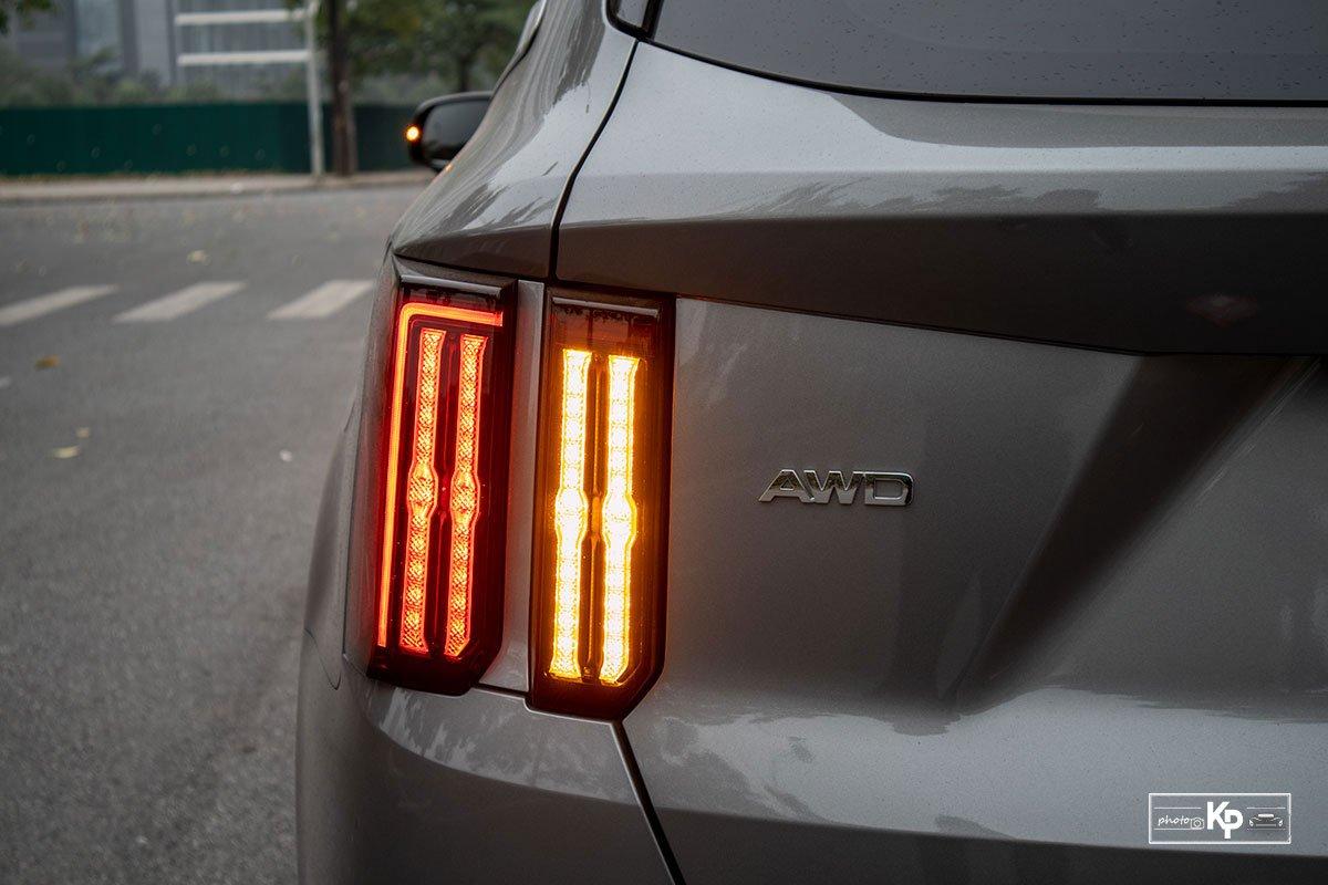 Ảnh Đèn hậu xe Kia Sorento 2021
