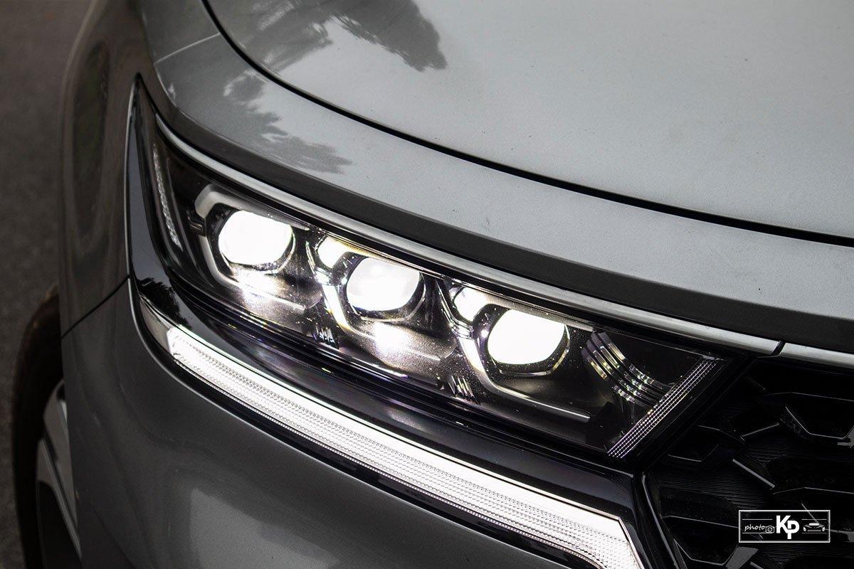 Ảnh Đèn pha xe Kia Sorento 2021