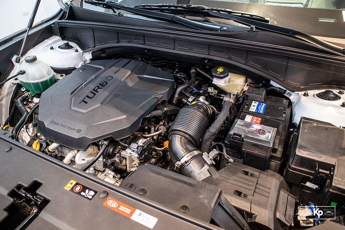 Ảnh Động cơ xe Kia Sorento 2021 a2