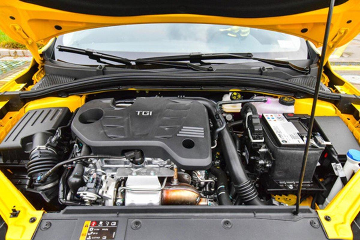 Ảnh Động cơ xe MG 5 2021
