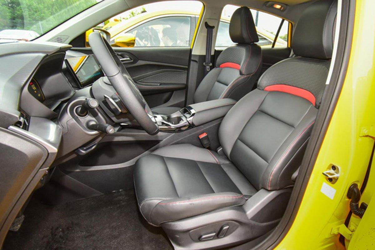 Ảnh Ghế lái xe MG 5 2021
