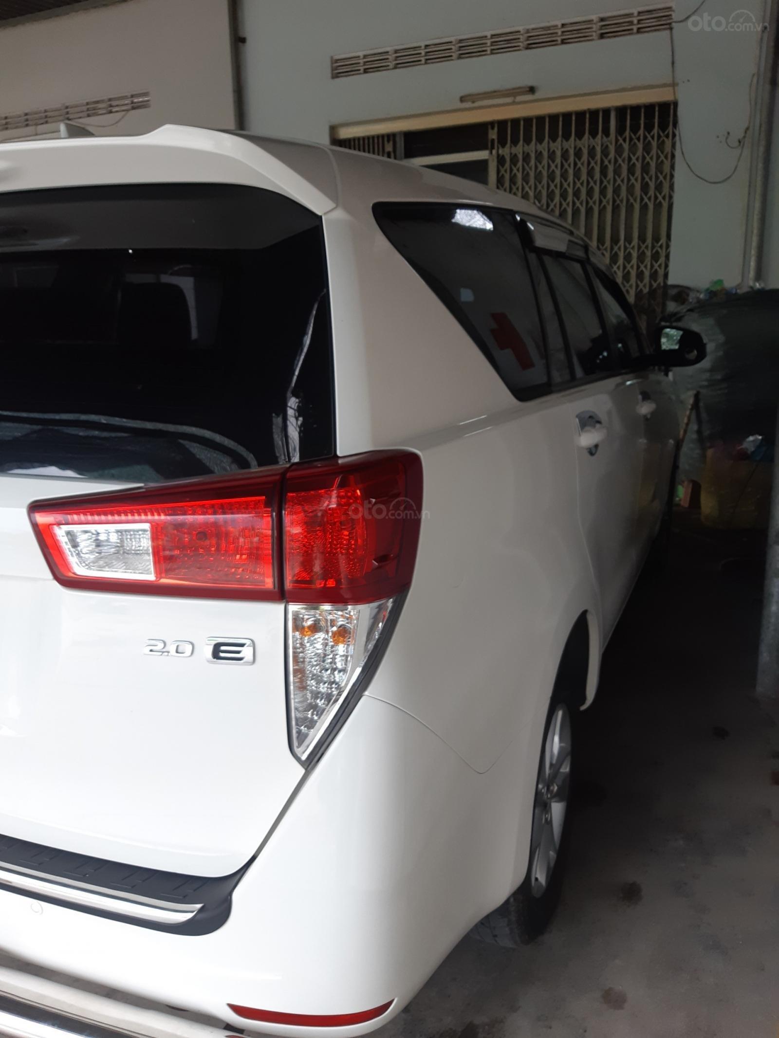 Bán Toyota Innova năm sản xuất 2018 (3)