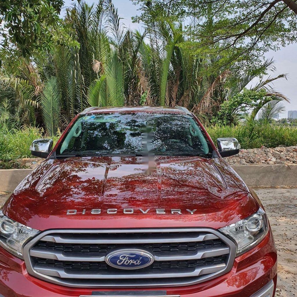 Bán Ford Everest năm 2019, màu đỏ, nhập khẩu  (2)
