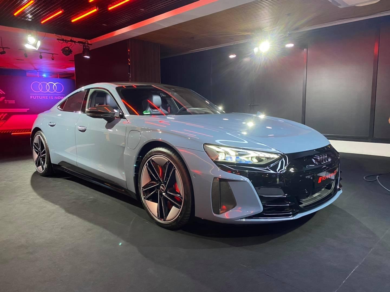 Audi e-tron GT cập bến Thái Lan, chờ ngày về Việt Nam.