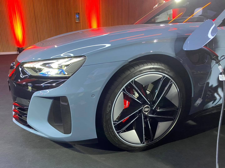 Audi e-tron GT gia nhập danh sách xe Audi chạy điện được cung cấp tại Thái Lan.