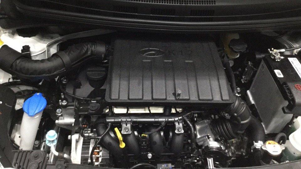 Động cơ Hyundai Grand i10 2019