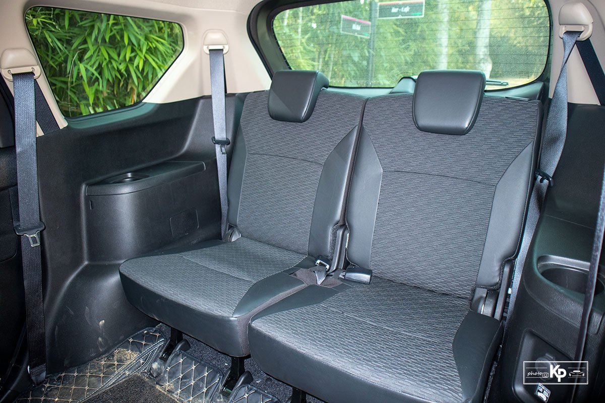 Ảnh Ghế cuối xe Suzuki XL7 2021