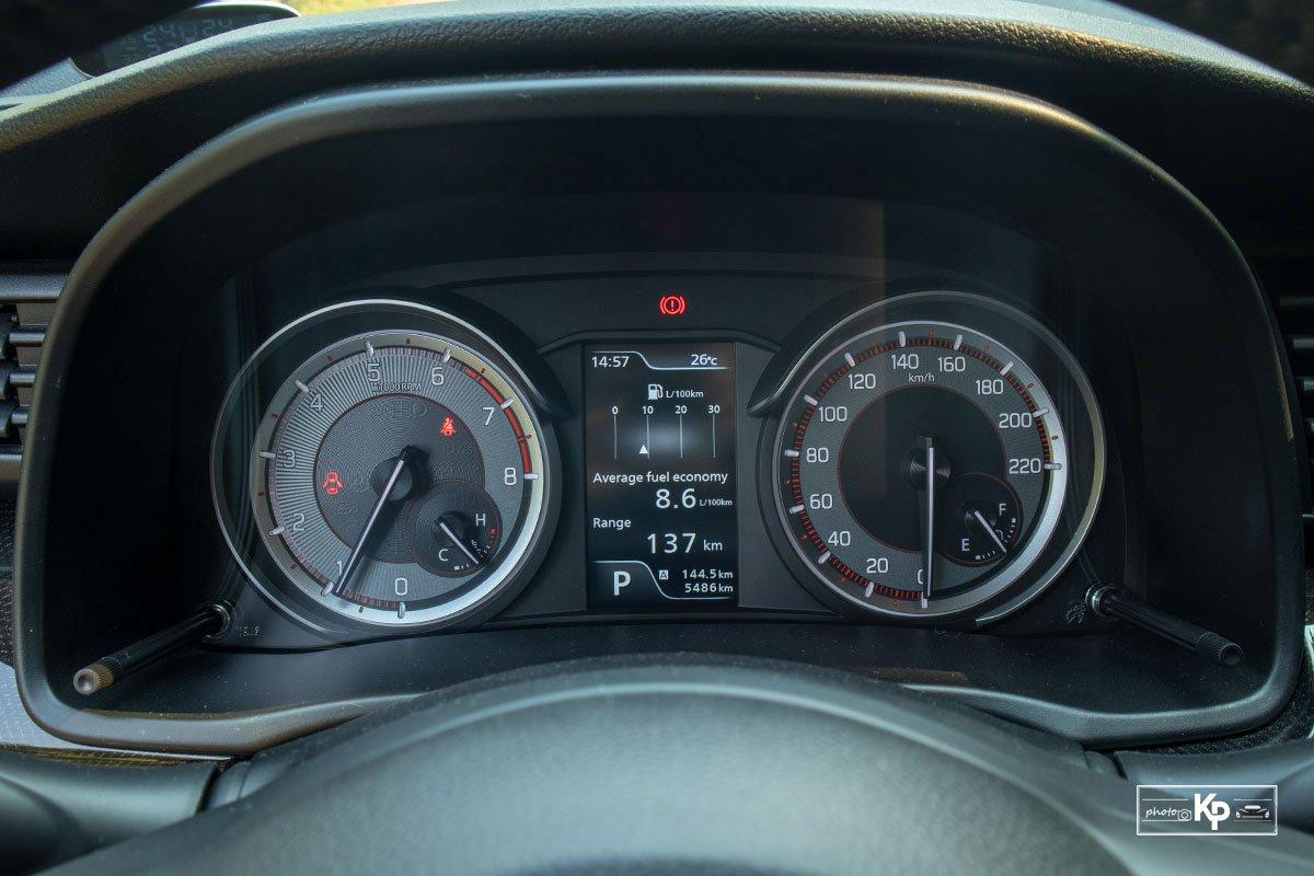 Ảnh Đồng hồ xe Suzuki XL7 2021