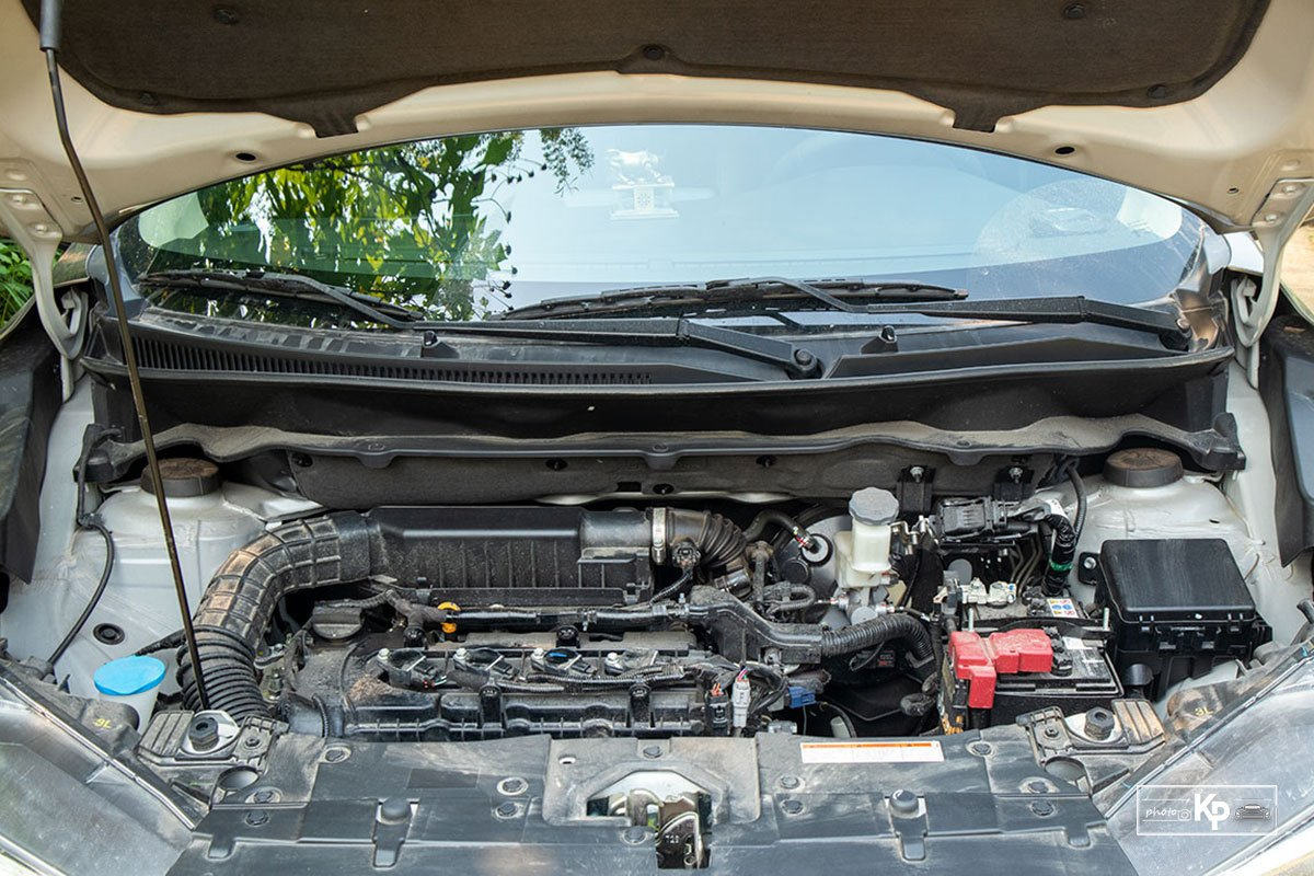 Ảnh Động cơ xe Suzuki XL7 2021