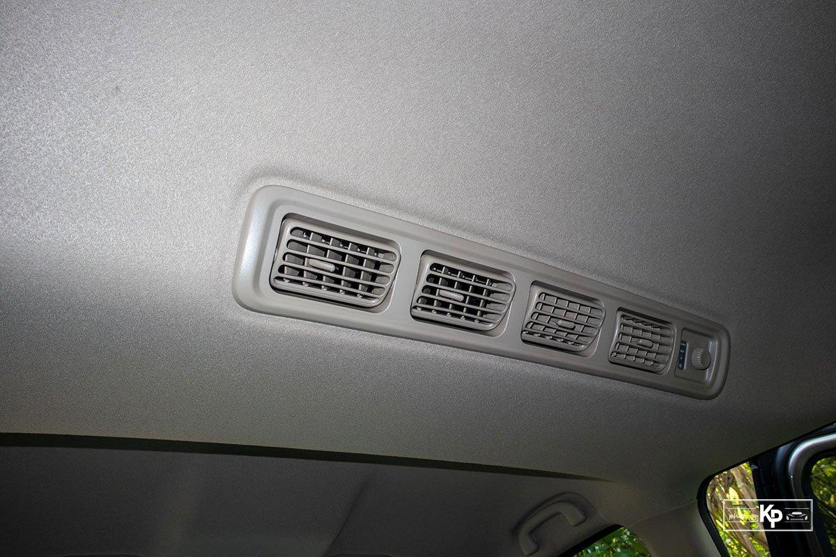 Ảnh Cửa gió Điều hòa xe Suzuki XL7 2021