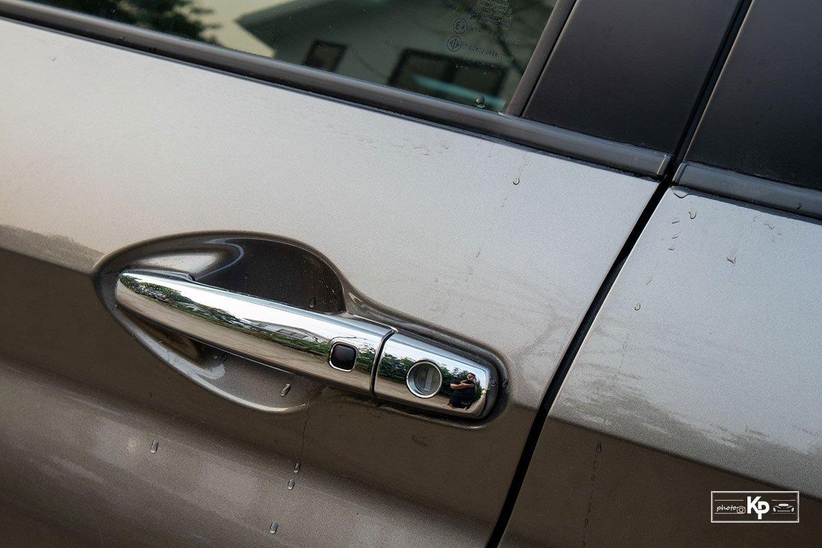Ảnh Tay nắm cửa xe Suzuki XL7 2021