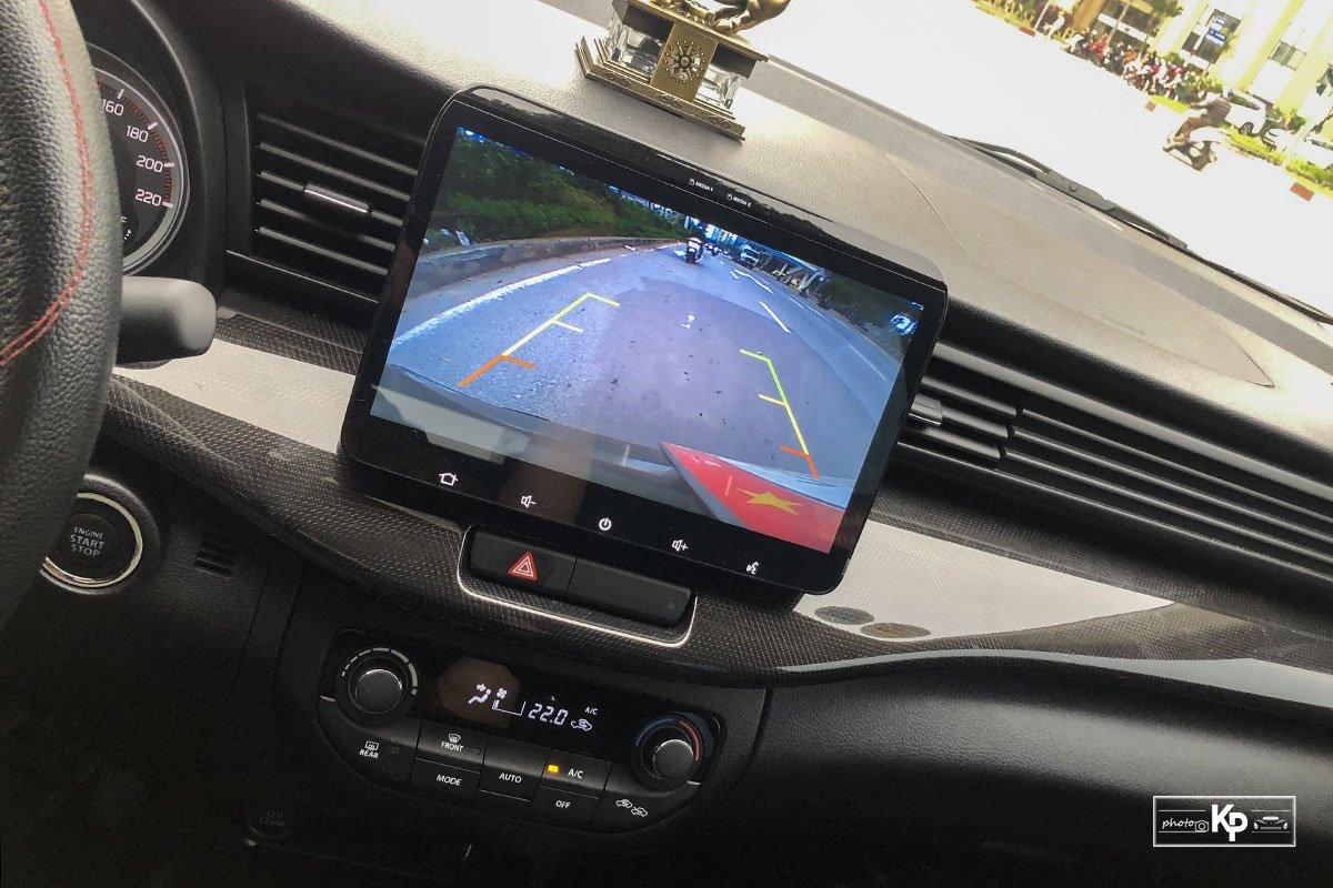 Ảnh Camera lùi xe Suzuki XL7 2021