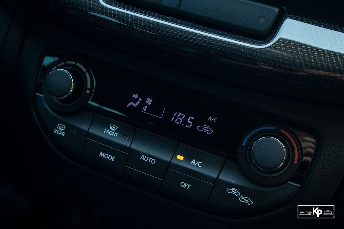 Ảnh Điều hòa xe Suzuki XL7 2021