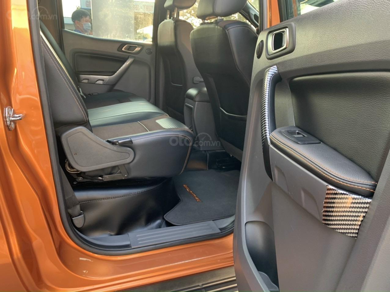 Bán ô tô Ford Ranger Wildtrak 3.2 L sản xuất năm 2016 (5)