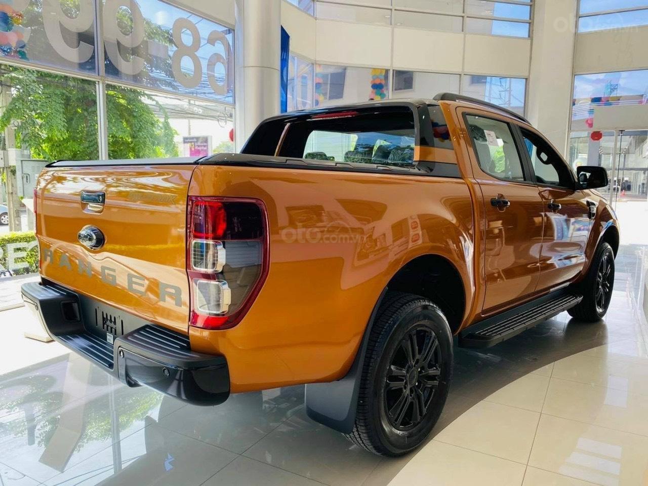 Ford Hà Nội - Ford Ranger Wildtrak 4x4 Bi-Turbo 2021 trả góp 90%, không chứng minh thu nhập, toàn quốc (2)