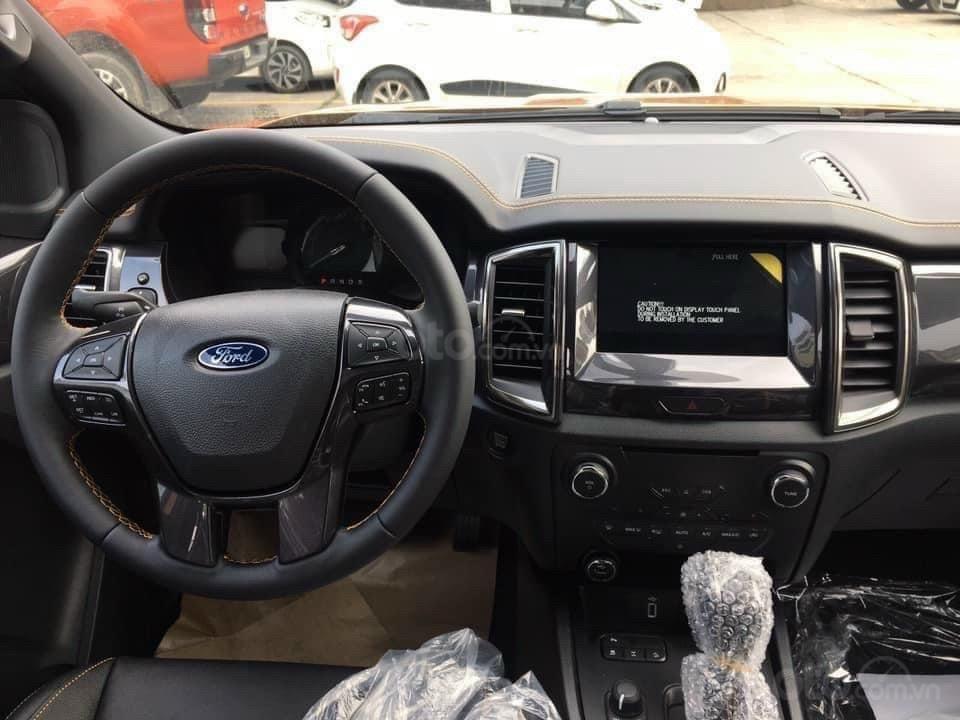 Ford Hà Nội - Ford Ranger Wildtrak 4x4 Bi-Turbo 2021 trả góp 90%, không chứng minh thu nhập, toàn quốc (8)