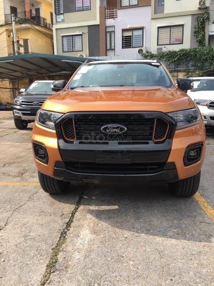 Ford Hà Nội - Ford Ranger Wildtrak 4x4 Bi-Turbo 2021 trả góp 90%, không chứng minh thu nhập, toàn quốc (3)
