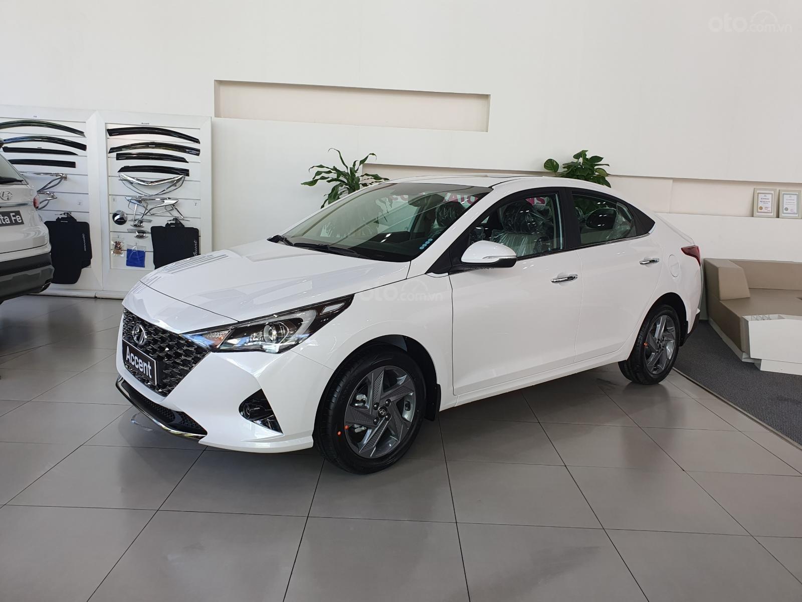 [Hyundai Miền Nam] Hyundai Accent năm 2021 - tặng gói phụ kiện chính hãng - xe đủ màu giao ngay - giá tốt nhất miền Nam (6)
