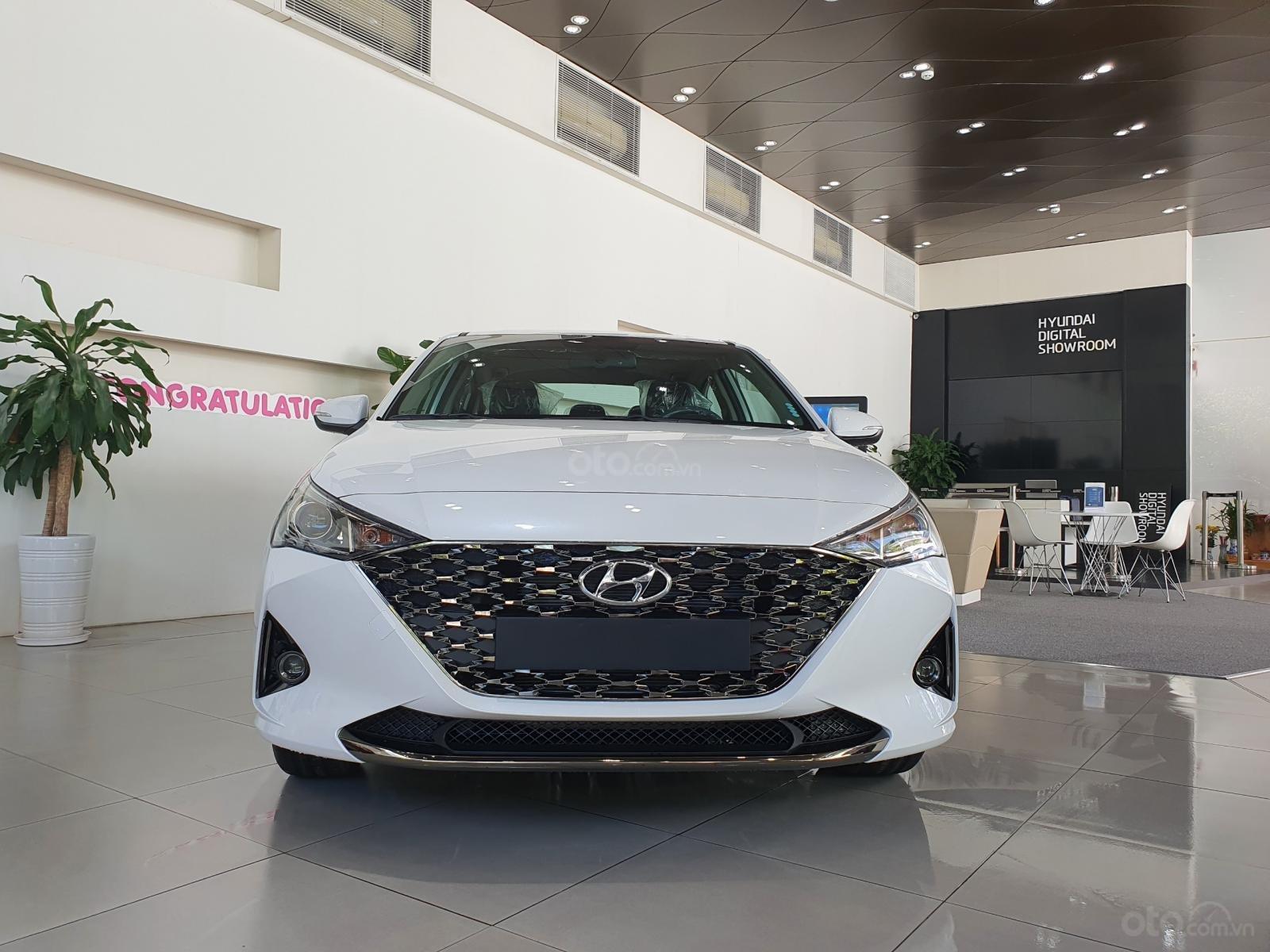[Hyundai Miền Nam] Hyundai Accent năm 2021 - tặng gói phụ kiện chính hãng - xe đủ màu giao ngay - giá tốt nhất miền Nam (3)