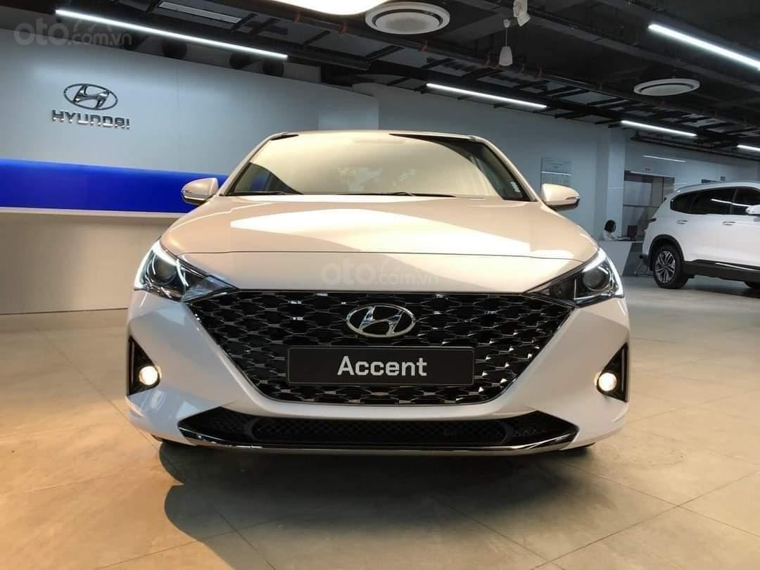 [Hyundai Miền Nam] Hyundai Accent năm 2021 - tặng gói phụ kiện chính hãng - xe đủ màu giao ngay - giá tốt nhất miền Nam (1)