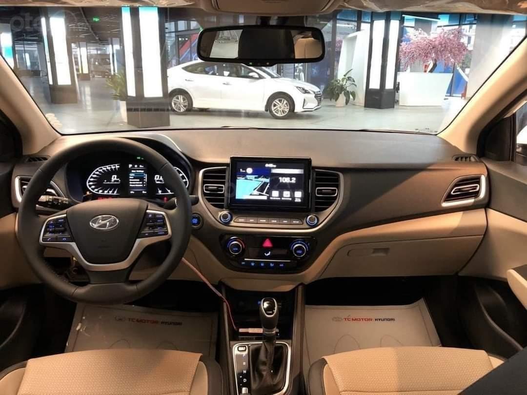 [Hyundai Miền Nam] Hyundai Accent năm 2021 - tặng gói phụ kiện chính hãng - xe đủ màu giao ngay - giá tốt nhất miền Nam (15)