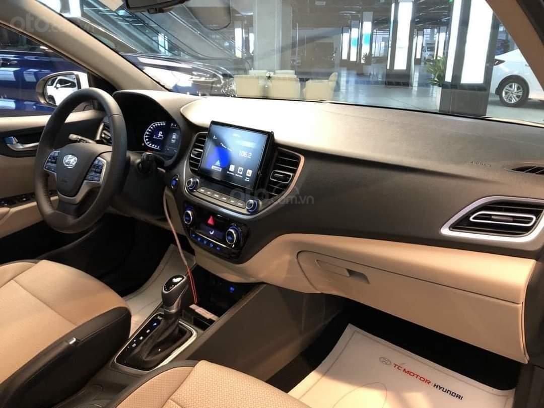 [Hyundai Miền Nam] Hyundai Accent năm 2021 - tặng gói phụ kiện chính hãng - xe đủ màu giao ngay - giá tốt nhất miền Nam (14)