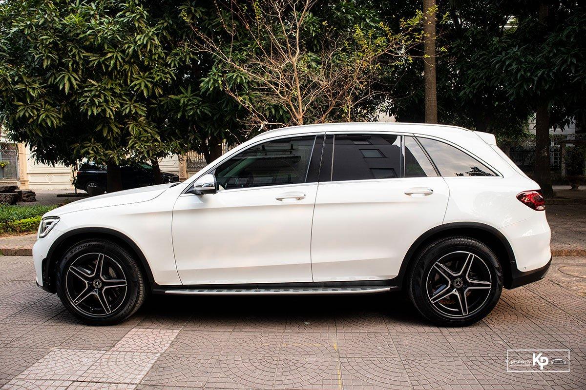 Ảnh Thân xe Mercedes-Benz GLC 300 2021