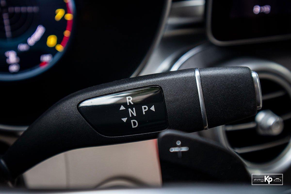 Ảnh Lẫy chuyển số xe Mercedes-Benz GLC 300 2021
