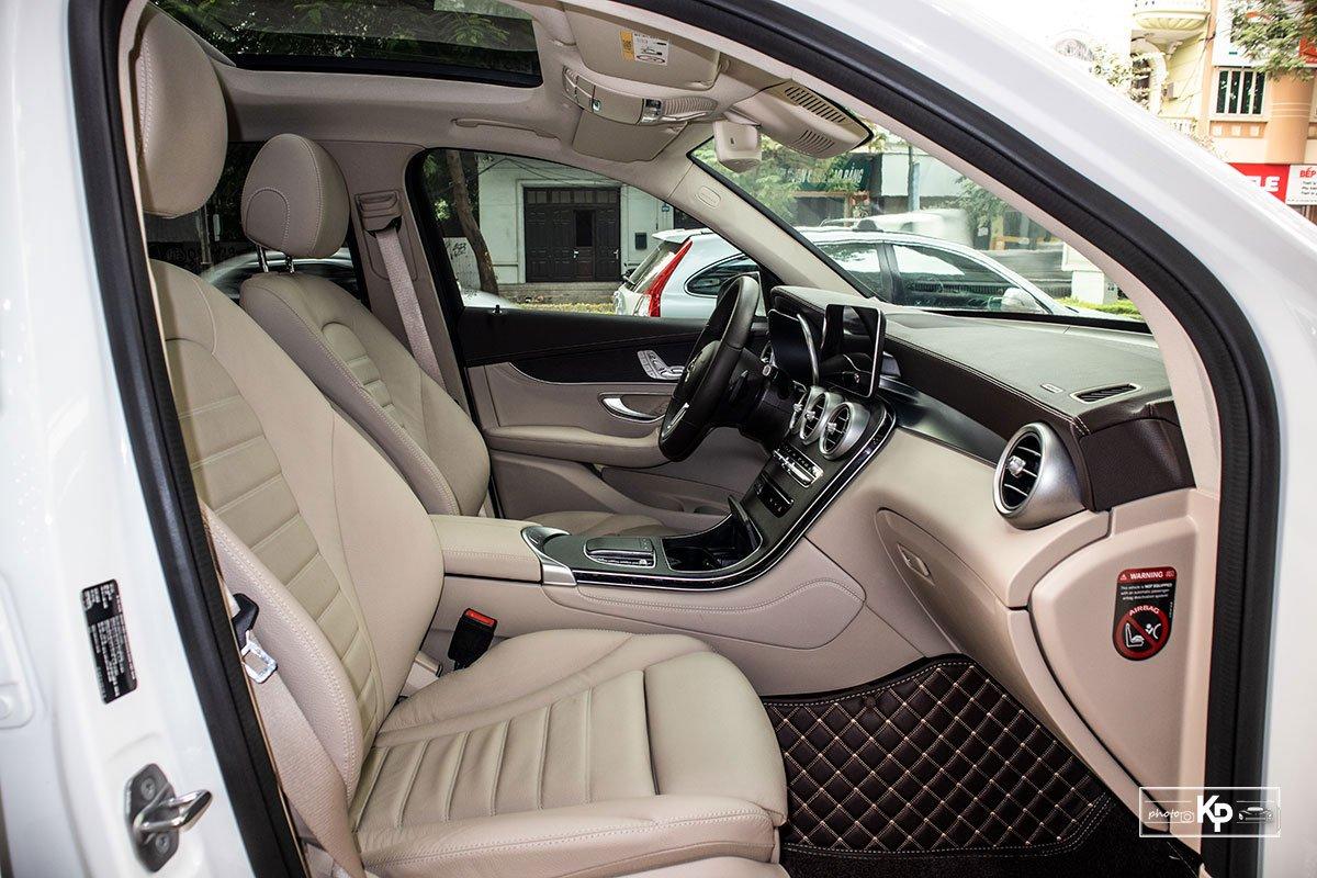 Ảnh Ghế phụ xe Mercedes-Benz GLC 300 2021 a1