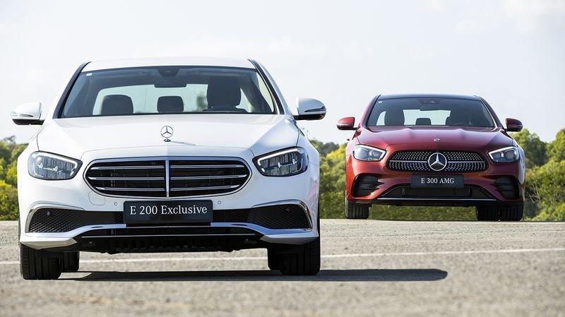 Mercedes-Benz E-Class 2021 chính thức ra mắt Việt Nam, giá cao nhất 2,95 tỷ đồng a1